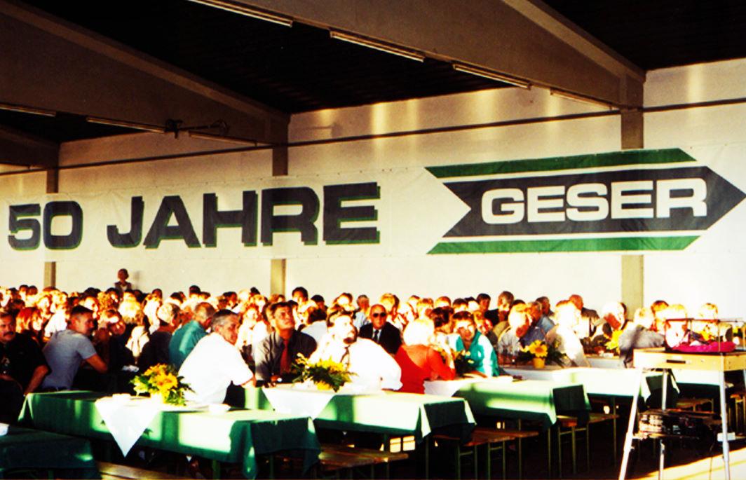 Geser Spedition GmbH